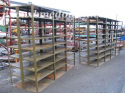 Shelving and Out Door Racking