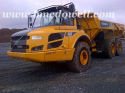 Volvo A25F Articulated Rock Truck