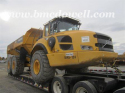 Volvo A35F Articulated Rock Truck