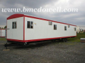 10'X50' Portable Office Trailer