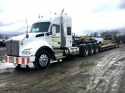 Kenworth T880 Tridrive Float